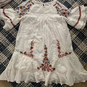 FRee people dress worn once